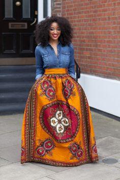 African Skirts | African Dresses | Grass Fields Fashion – Grass-Fields                                                                                                                                                                                 More