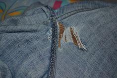 Ha Önnek is szakadt már így szét egy egyébként makulátlan nadrágja, most megtalálta a megoldást!
