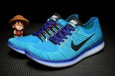 Nike Free RN 5.0 Flyknit Women Men Cambridge Blue Shoes [nikefree-050] - $59.98 : | nike | Scoop.it