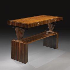 "Émile-Jacques Ruhlmann ""VASE"" TABLE, MODEL 1804"