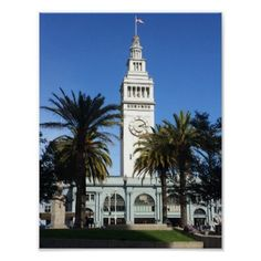 #personalize - #San Francisco Ferry Building #3 Poster