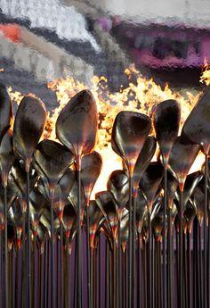 "Heatherwick Studio showcases their multi-disciplinary design skills in the ""Provocations"" exhibition Thomas Heatherwick, Museum Of Contemporary Art, Museum Exhibition, Old Paper, Art And Architecture, Olympics, Sculpture, Fine Art, Studio"