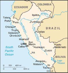 Peru Travel Guides