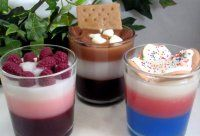 Jennifer Cox with Candlelit Desserts