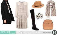 10th December Daily Weather Forecast, Fashion Forecasting, December, London, Google Search, My Style, Dresses, Gowns, Dress