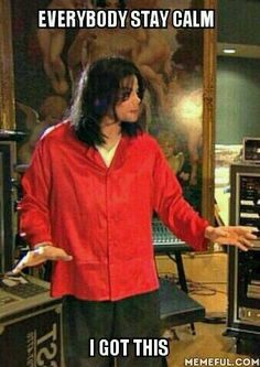 MJFanBeLike: Whenever a Michael Jackson question comes up ANYWHERE. That's me. I'll answer it for you.