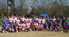Orlando Hurling Club - St. Patricks Day Match, Atlanta v. Orlando - 2011