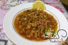 Etli Kuru Bamya Yemeği lezzetine doyulmaz nefiiiiiis bir lezzet