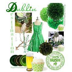 Destination Dublin! St. Patrick's Event Decor Ideas