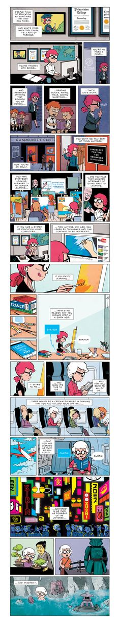 ZEN PENCILS – Cartoon quotes from inspirational folks