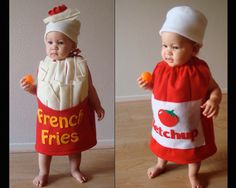 Baby Costume Toddler Costume Halloween Costume Egg With Bacon Baby Boy Baby Girl Carnaval Carnival Karneval Purim Fancy Dress Toddler Boy Costumes, Twin Costumes, Food Costumes, Toddler Halloween Costumes, Costumes For Teens, Cute Costumes, Costume Ideas, Group Costumes, Matching Costumes
