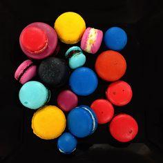 A sea of colors
