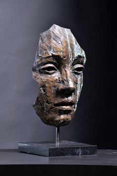 Lionel SMit - FRAGMENTS - Sculpture - Contemporary Artist