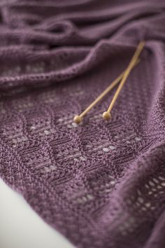 Ravelry: Malva shawl from Woolenberry.