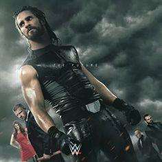 Seth Rollins Stephanie McMahon Triple H Joey Mercury & Jamie Noble