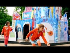 The Imagination Castle by Disneyland Paris - YouTube
