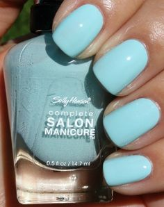 Barracuda~ by Sally Hansen's Complete Salon Manicure collection Have this color! Love, love!!