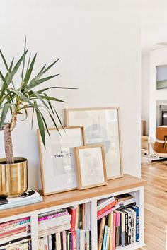 """Join 4 people right now at """"Picture This: Where To Shop for The Perfect (Modern) Pre-Made Frames for Artwork - Paper and Stitch"""" Home Decor Accessories, Decorative Accessories, Home Decor Inspiration, Design Inspiration, Decor Ideas, Bookshelf Inspiration, Diy Home Decor, Room Decor, Home Decor Pictures"""