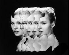 Los retratos surreales de Matthieu Bourel   http://www.caracteres.mx/los-retratos-surreales-de-matthieu-bourel/