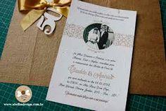 Resultado de imagem para bodas de ouro convite png