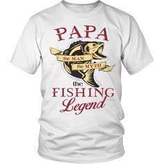 PAPA - THE FISHING LEGEND