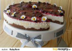 Nepečený cheesecake s lesním ovocem Cheesecake, Tiramisu, Ethnic Recipes, Cheesecake Pie, Cherry Cheesecake Shooters, Cheesecakes, Tiramisu Cake