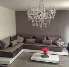 deco salon couleur taupe beige | Deco salon, Salons and Taupe
