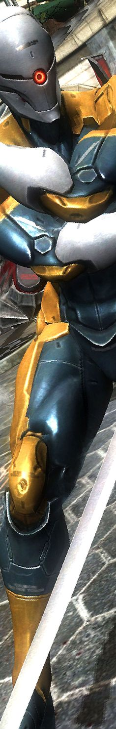 Grey Fox - Metal Gear Solid: The Twin Snakes