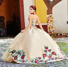 Mexican Quince Dress See More Find At Http Feedproxy Google