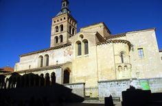 Fotos de Segovia: Iglesia de San Martín - Románico