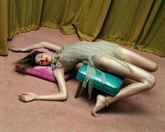 "Vogue Italia, January 2003, ""A Cut Above"", ph.: Steven Mei… | Flickr"