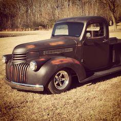 46 Chevy Truck