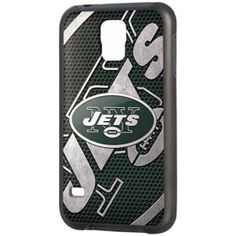 NFL Dual Protector Case for Samsung Galaxy S5 - New York Jets