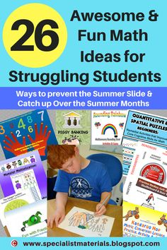 10 awesome and fun math ideas for struggling students education technology teachers Education Quotes For Teachers, Quotes For Students, Quotes For Kids, Fun Math, Math Activities, Easy Math, Education English, Elementary Education, Educational Technology