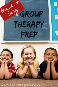 Group therapy prep m