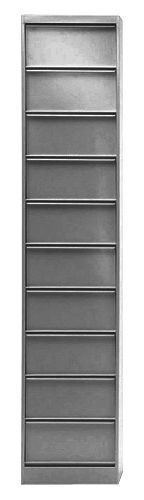 Classics cabinets with drawers CC10 - 10 leaf-door storage cabinet