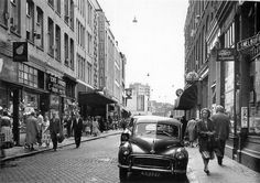 Rotterdam - Oude Binnenweg 1958