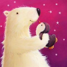 Alison Edgson - bear and penguin 2.jpg