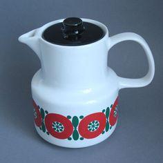 jJaren 70 Vintage Koffiepot Theepot Melita