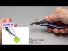 Video Tutorial - Secrets to Simple Loops - Fire Mountain Gems and Beads