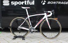 Tour de France Bikes: Trek-Segafredo