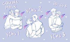 Reading ych open by Misash on DeviantArt Couple Poses Drawing, Couple Poses Reference, Cute Couple Poses, Drawing Reference Poses, Couple Drawings, Ship Drawing, Drawing Base, Figure Drawing, Character Drawing