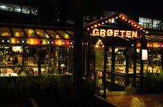 Groften, Tivoli Gardens, Copenhagen, DENMARK