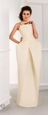 платье футуризм. свадебная идея