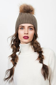 5 chic takes on hat hair, whether your style is earmuff, beanie, or fur: