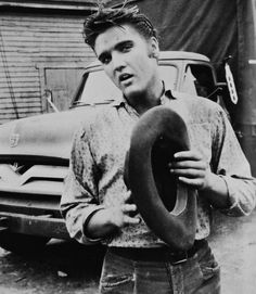 Elvis Presley photography