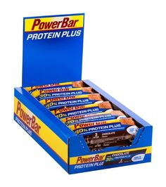 Powerbar Protein Plus Bars Chocolate Fudge