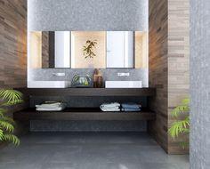 Bathroom Interior - http://kunertdesign.com/bathroom-interior.html?utm_source=PN&utm_medium=elloknet&utm_campaign=SNAP%2Bfrom%2BHome+Design+Gallery