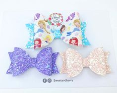 Look what's new on our store ! * Mermazing Set of ... * Get them now on here http://sweetandberry.co.uk/products/mermazing-set-of-bows-s-s-2017?utm_campaign=social_autopilot&utm_source=pin&utm_medium=pin
