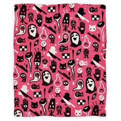 Yume Nikki Pattern | Blankets, Fleece Blankets and Throws | HUMAN